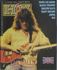 HM 133 1992 Van Halen Faith No More Black Crowes Beastie Boys Sadus Gary Moore