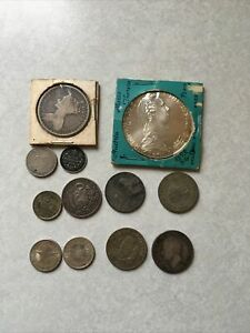 Lot Of Better World Silver Coins 3