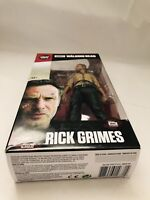 McFARLANE AMC THE WALKING DEAD RICK GRIMES #1 OF 8 - 7 inch Figure With STAND