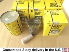 GENUINE KIRLOSKAR PARTS - PISTON WITH RINGS, SET OF 4 (PART NO. 4H.153.10.0.00)