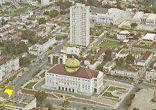 AERIAL VIEW OF AMAZONAS THEATRE BRASIL / BRAZIL Vintage Postcard!
