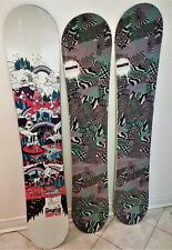 New listing Snowboards - Lot of 3- Brand New & Factory Sealed