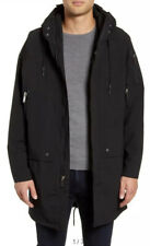 NEW $450 Karl Lagerfeld Oversize Fleece Lined 3-1 Anorak Fishtail Jacket XXL 2XL