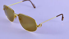 OCCHIALI DA SOLE CARTIER  MUST LOUIS SUNGLASSES VINTAGE AUTENTICO E GARANTITO