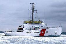 ap1075 - US Coastguard - USCG Mackinaw - photo 6x4