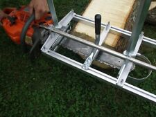 """Portable Adjustable Chainsaw Mill 36"""" Planking Milling Bar Size 14"""" to 36"""""""