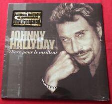 Vinyles maxis Johnny Hallyday 33 tours