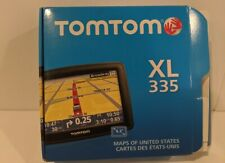 Tom Tom Xl 335 Gps Automotive Device Excellent Working Condition