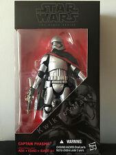 Star Wars Black Series 6 inch CAPTAIN PHASMA figure Hasbro RARE