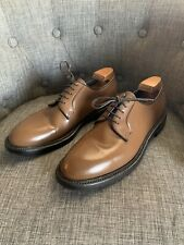 Green George Shoes Derby Brown  , Sz9Us ,8Uk,42 Eu ,Hand Made In Italy ,
