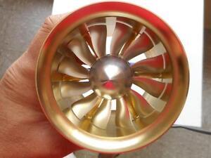 TP Power 90mm CNC ducted fan unit 12B-4050 1000kv