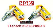 2306 - 2 Candele NGK CPR8EA-9 per HONDA CB 500 X dal 2013 >2015