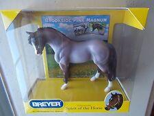 Breyer Brookside Pink - Magnum Welsh Pony Red Roan Bouncer NIB