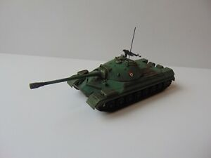 1:72 BUILT & PAINTED RUSSIAN IS-8 (T-10) HEAVY TANK