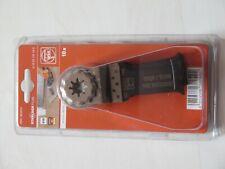 Fein 63502205230 E-Cut Set de 5 Lames de scie de pr/écision BIM//porte-outil SL 50 x 35 mm
