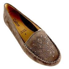 Women's Suede Comfort Flat Shoes