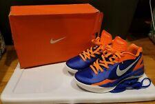 Nike Zoom Hyperdunk 2011 Low Linsanity Treasure Blue Size 11 (487638-418)