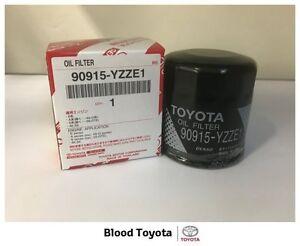 Genuine Toyota Oil Filter 90915YZZE1  -  Corolla - Camry - Rav4 - Echo