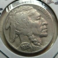 1935 D Buffalo Nickel xf