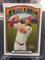 Bryce Harper/Aaron Judge 2021 Topps Heritage Error Card!  Rare!! 🔥