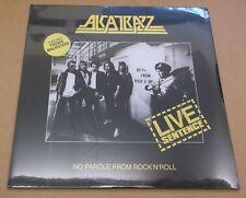Alcatraz dal vivo FRASE UK LTD NUMERATO 180 grammo VINILE LP SIGILLATO Yngwie Malmsteen