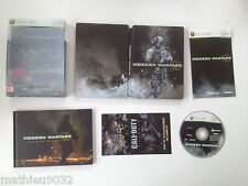 Call of duty modern warfare 2 Edition collector Microsoft Xbox 360 PAL FR
