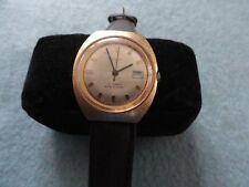 Timex 21 Jewels Vintage Mechanical Men's Wind Up Watch