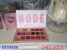 Palette fards à paupières Huda Beauty The New Nude neuve envoi express