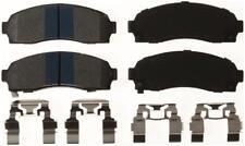Disc Brake Pad Set-TitaniuMetallic II Disc Brake Pad Front,Rear Bendix MKD833