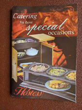 HOSTESS TROLLEY MANUAL & COOKERY COOK BOOK CATERING FOR THOSE SPECIAL OCCASIONS
