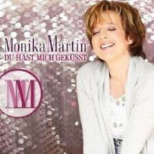"MONIKA MARTIN ""DU HAST MICH GEKÜSST"" CD NEU"