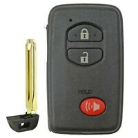 For Toyota Smart Key HYQ14ACX GNE Virgin Prox Keyless Entry Remote Fob w/ Blade