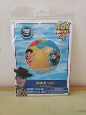 Disney Toy Story 4 Summer Fun Inflatable Ball Swim Time Pool Toy - New 3+