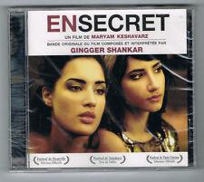 EN SECRET - GINGGER SHANKAR - MARYAM KESHAVARZ - CD 24 TITRES - 2012 - NEUF NEW