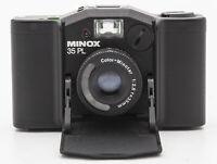 Minox 35 PL 35PL 35-PL Kamera Miniaturkamera - Color Minotar 1:2.8 35mm Optik