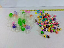 Lot Of 73+ Squinkies & Bubbles Animals, Hello Kitty, Princess, & More Ships FREE