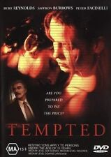 Tempted (DVD, Region 4) Burt Reynolds - Brand New, Sealed
