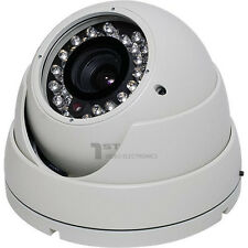 Eyemax 700 TVL eyeball dome IR camera, Sony EFFIO-E DSP, 960H Analog HD, White