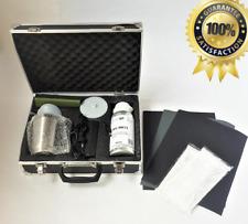 Scheinwerfer Reparatur Set für Profis bis zu 40 Scheinwerfer rep. Bedampfen