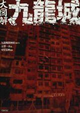 Kowloon Walled City Urban Hong Kong Buildings From 1980s