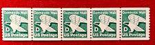 1985 US Stamps SC#2112 22c D Rate Coil Strip 5 Plate#1 MNH/OG