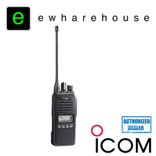 ICOM IC41PRO HAND HELD UHF CB 5 WATT 80 CHANNEL RADIO (NEW MODEL of IC41W)