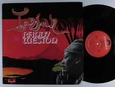 RANDY WESTON Tanjah POLYDOR LP VG+ with insert ~
