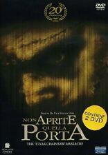 NON APRITE QUELLA PORTA (Tin Box) (Limited) (2 Dvd) 20° ANNIVERSARIO (RARO!)