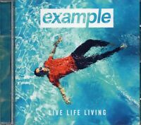 Example - Live Life Living (2014 CD) New