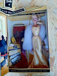BARBIE HOORAY FOR HOLLYWOOD NRFB 2002 NUOVA mai rimossa