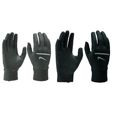 NIKE Men's Running Gloves Touch Screen Compatible Size LARGE NWT