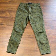 Rock & Republic Camo Skinny Jeans - 26