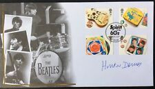 HUNTER DAVIES Author/Beatles Biographer, Signed  9.1.2007 Beatles FDC Abbey Road
