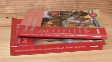 Learning Language Arts Through Literature Student Activity Red Book Workbook